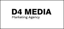 D4 Media  logo