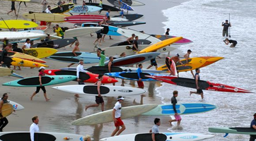SUP & Paddleboard Races