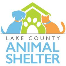 The Lake County Animal Shelter logo