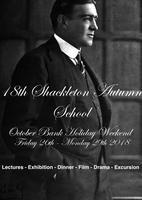 18th Shackleton Autumn School