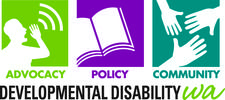 Developmental Disability WA logo