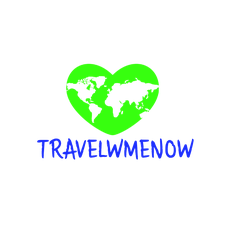 TravelWMeNow logo