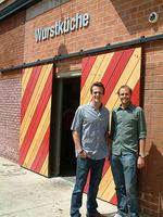 A Night with Wurstküche Co-founders Tyler Wilson &...