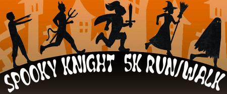UCF Spooky Knight 5K- 2014