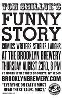 Tom Shillue's Funny Story (August 23)