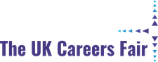 The UK Careers Fair logo