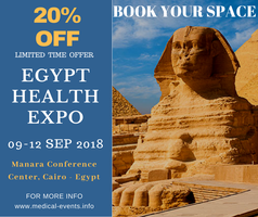 EGYPT HealthCare Exhibition & Conference in Cairo 2019 EGY Health