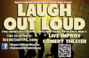 Laugh Out Loud Improv Show