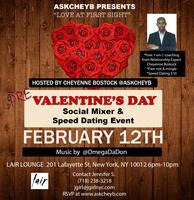 Pre Valentine Day Social Mixer & Speed Dating