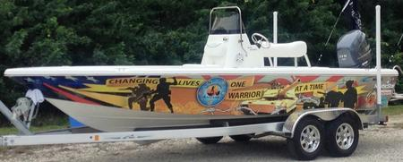 2nd Annual Boat Raffle to Support Wounded Warrior...