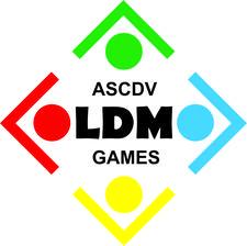 LDM GAMES logo