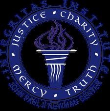 Integritas Institute for Ethics, St. John Paul II Newman Center - UIC logo