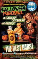 Halloween PubCrawl New Orleans