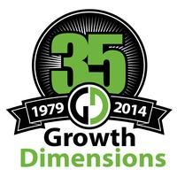 2014 Growth Dimensions Annual Event