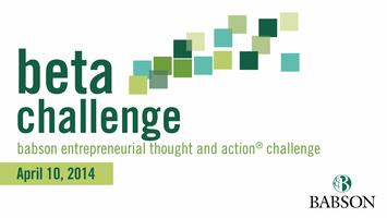 2014 Babson B.E.T.A. Challenge Finals