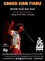 Grand Slam Finals for 2014 DC Youth Slam Team