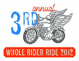 Whole Rider Ride