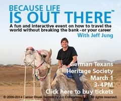 Because Life is Out There Tour @ German-Texan Heritage...