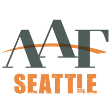 AAF Seattle logo
