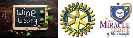 Wine Tasting Fund-Raiser by Rotary Club of Morrisville...