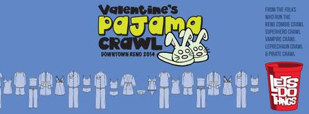 2014 Reno Pajama Crawl