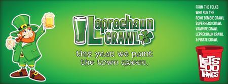 2014 Reno Leprechaun Crawl