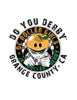 OC Roller (JUNIOR) Girls vs. LA (JUNIOR) Derby Dolls...
