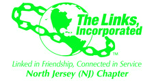 North Jersey Chapter of The Links, Incorporated logo