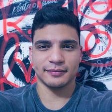 Isaque Pereira a.k.a. RIZKO logo