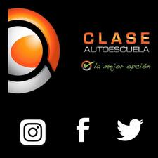 AUTOESCUELA CLASE logo