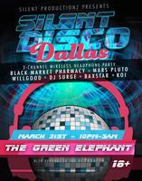 Silent Disco Dallas 3-21-2014