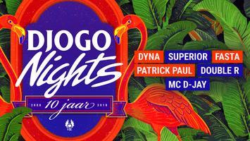 DjogoNights 10 jaar - Club Vie Rotterdam