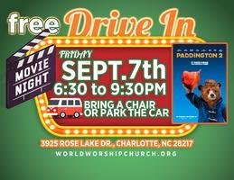Free Drive In Movie ( Feat. Paddington 2)