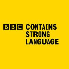 BBC Contains Strong Language logo