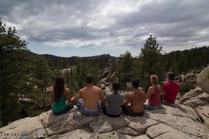 Big Bear-Yoga, Hiking, Rock Climbing, and Camping...