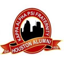 The Houston Alumni Chapter of Kappa Alpha Psi Fraternity, Inc.  logo