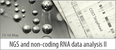 """NGS and non-coding RNA data analysis"" workshop II..."