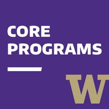Core Programs—UW Office of Graduate Student Affairs in The Graduate School logo