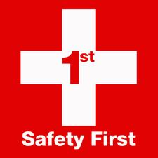 Safety First CPR & Safety Training logo