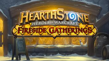 Hearthstone at Microsoft - Fireside Gathering
