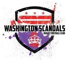 Washington DC Scandal Rugby Football Club logo