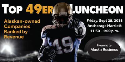 Alaska Business 2018 Top 49ers Luncheon