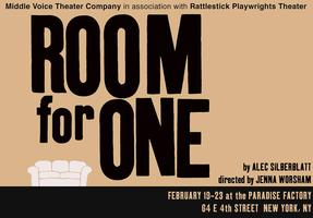 ROOM FOR ONE written by Alec Silberblatt and directed b...