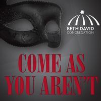 Come As You Aren't Purim Masquerade