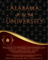 Annual Heritage & Legacy Scholarship Gala