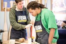 Urban Boatbuilders logo