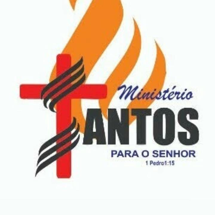 Ministério Santos Para O SENHOR logo