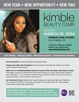 Kimble Beauty Camp Los Angeles