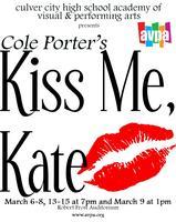 "AVPA presents ""Kiss Me, Kate"""
