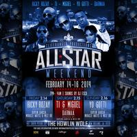 2014 New Orleans All-Star Weekend Featuring Ricky...